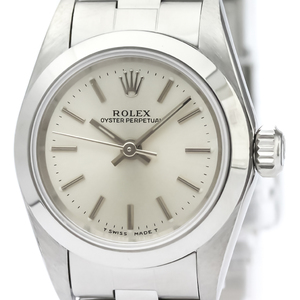 Rolex Oyster Perpetual Automatic Stainless Steel Women's Dress Watch 67180