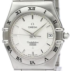 【OMEGA】オメガ コンステレーション パーペチュアルカレンダー ステンレススチール クォーツ メンズ 時計 1552.30