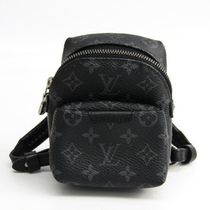 Louis Vuitton Monogram Eclipse Keyring BACKPACK BAG CHARM M61964