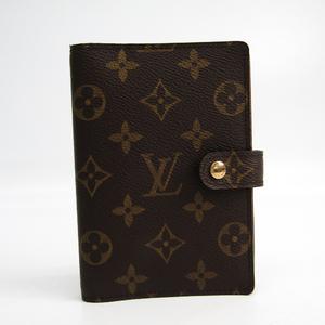 Louis Vuitton Monogram Planner Cover Monogram AgendaPM R20005