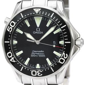 【OMEGA】オメガ シーマスター プロフェッショナル 300M ステンレススチール クォーツ メンズ 時計 2264.50