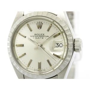 Rolex Automatic Stainless Steel Women's Dress Watch 6924