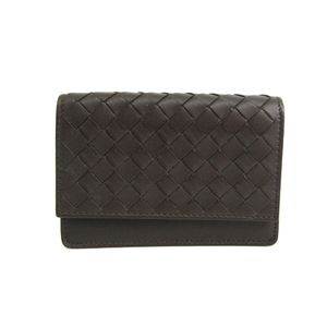 Bottega Veneta Business Card Case (Brown) 174646