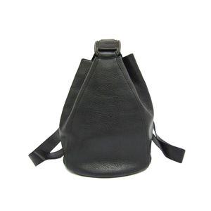 Salvatore Ferragamo Vara 21 6229 Women's Backpack Black