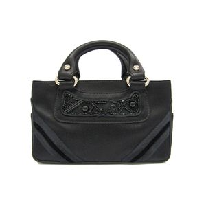 Celine Mini Boogie Bag Women's Handbag Black