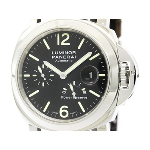 Officine Panerai Luminor Automatic Stainless Steel Men's Sports Watch PAM00090