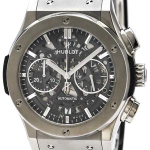 Hublot Classic Fusion Automatic Titanium Men's Sports Watch 525.NX.0170.LR