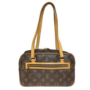 【中古】 ルイ・ヴィトン(Louis Vuitton) モノグラム M51182 シテMM ショルダーバッグ