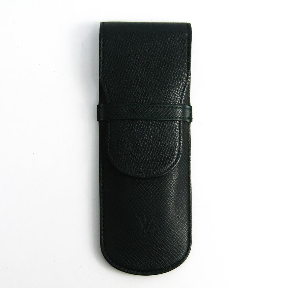 Louis Vuitton Taiga Taiga Leather Pen Case (Episea) M30364