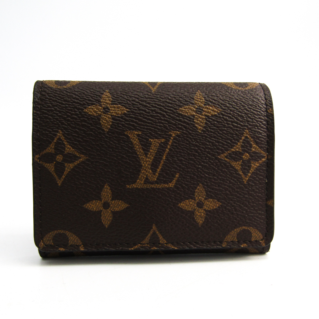 Louis Vuitton Monogram Monogram Business Card Case Monogram