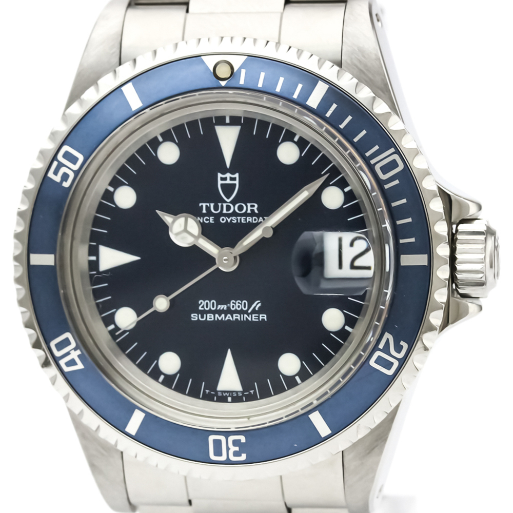 Tudor Submariner Automatic Stainless Steel Men's Sports Watch 79090