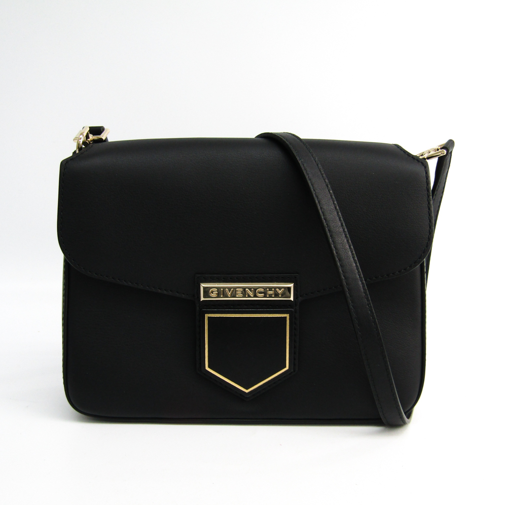 Details About Givenchy Ile Small Bag Bb05661009 Women S Leather Shoulder Black Bf336331