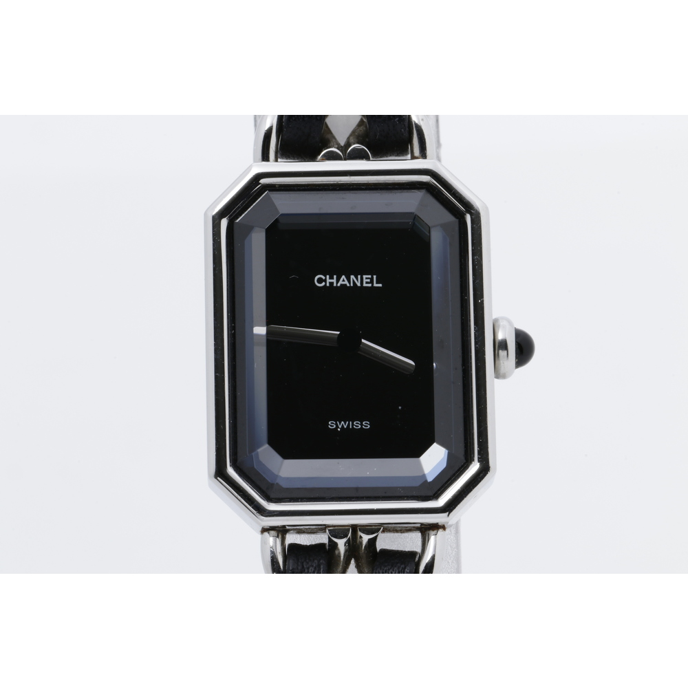 Chanel Premiere Stainless Steel Women's Watch プルミエールM