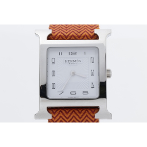 エルメス(Hermes) Hウォッチ レディース 腕時計
