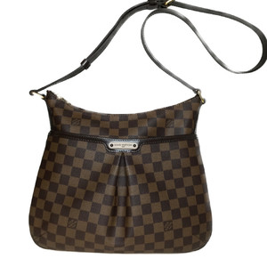 Auth Louis Vuitton Damier N42251 Bloomsbury PM Shoulder Bag Ebene