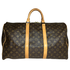 【中古】 ルイ・ヴィトン(Louis Vuitton) モノグラム M41426 キーポル50 ボストンバッグ
