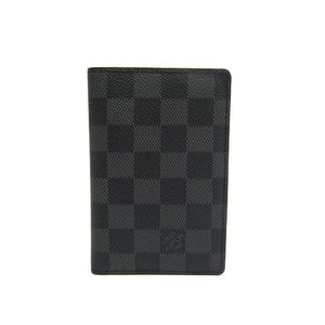 Louis Vuitton Damier Graphite N61225 Slim Wallet Men's Bill Wallet (bi-fold) Damier Graphite