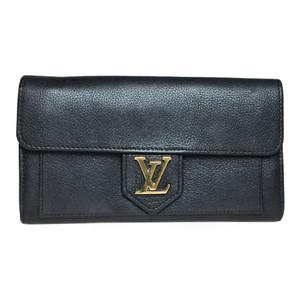 【中古】 ルイ・ヴィトン(Louis Vuitton) パルナセア M60861 ポルトフォイユ ロックミー 長財布(二つ折り)