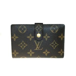 ルイ・ヴィトン(Louis Vuitton) モノグラム M61674 ポルトフォイユヴィエノワ  財布(二つ折り)