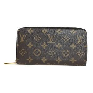 ルイ・ヴィトン(Louis Vuitton) モノグラム M41894 ジッピー・ウォレット ローズ・バレリーヌ 財布
