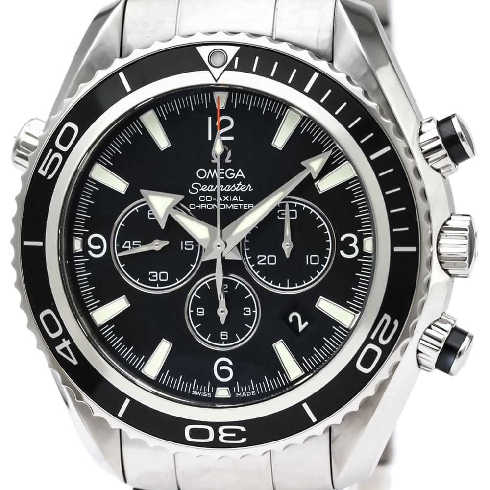 OMEGA Seamaster Planet Ocean 600M Chronograph Watch 2210.50