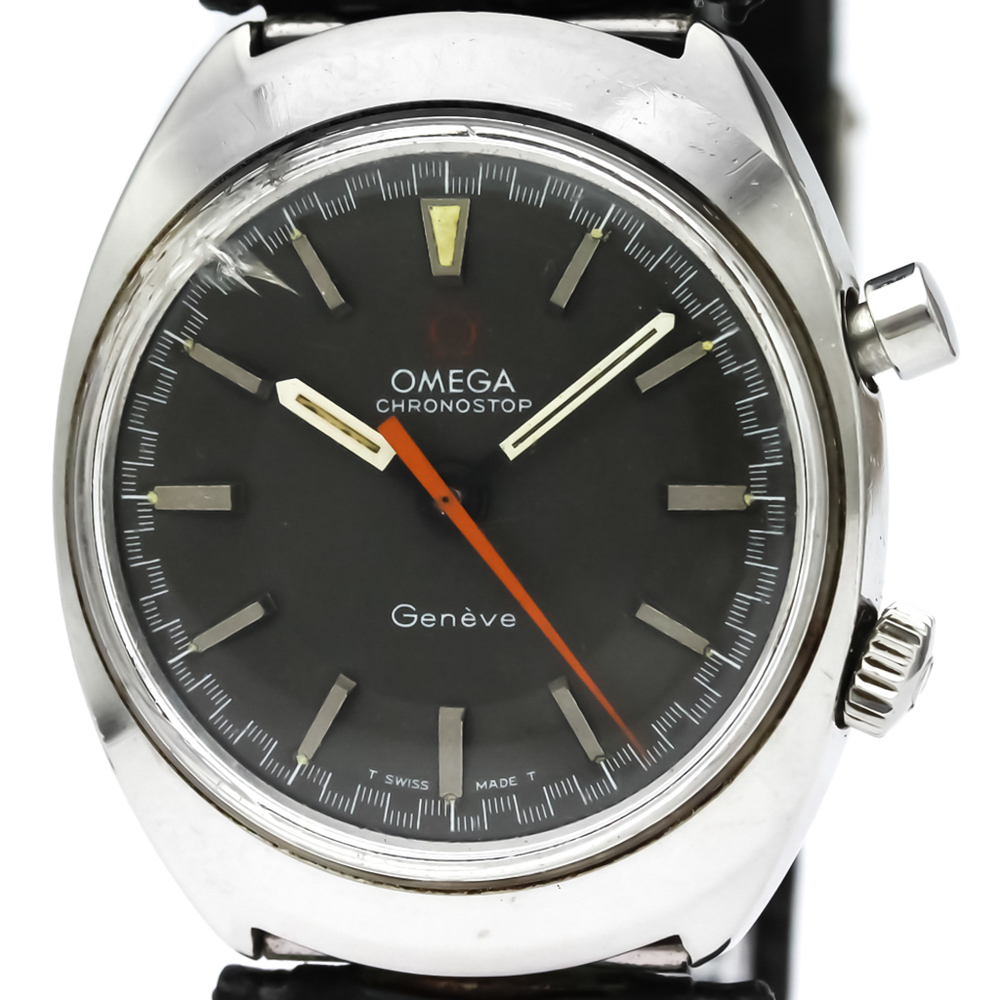 Omega Seamaster Mechanical Stainless Steel Men's Dress Watch 145.009
