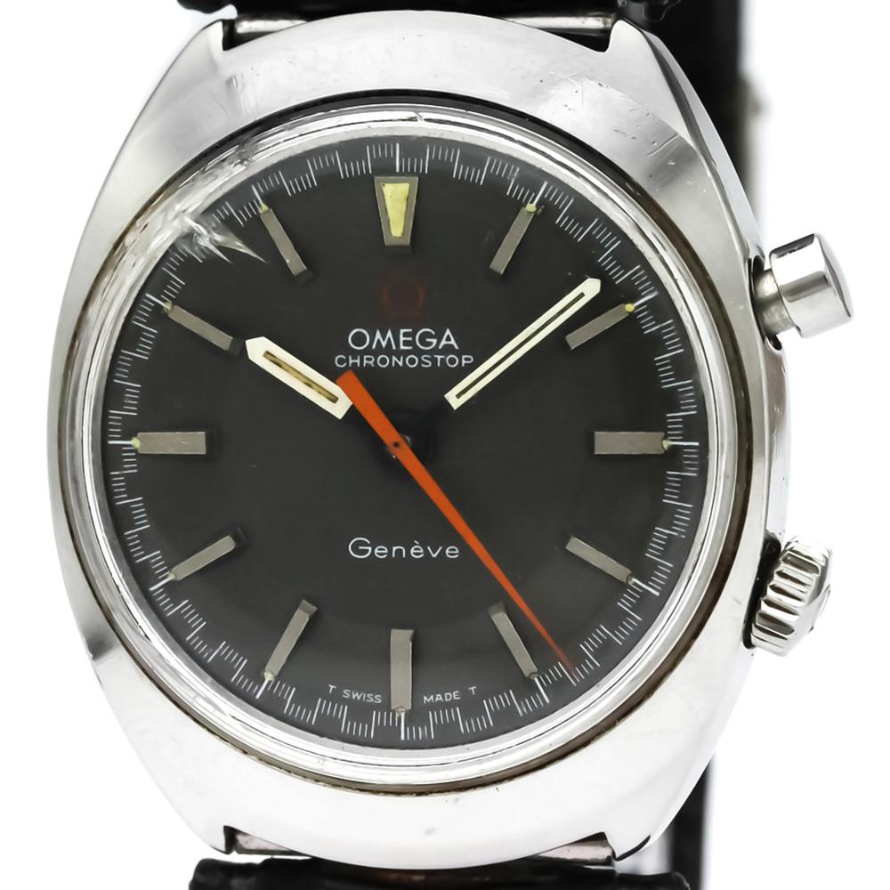 オメガ(Omega) シーマスター 手巻き ステンレススチール(SS) メンズ ドレスウォッチ 145.009