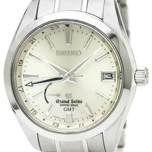 Seiko Grand Seiko Spring Drive Stainless Steel Men's Dress Watch SBGE005(9R66-0AC0)