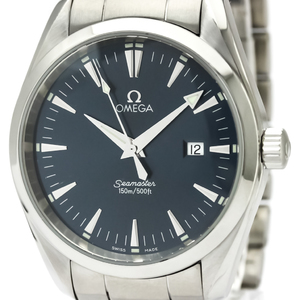 Omega Seamaster Quartz Stainless Steel Men's Sports Watch 2517.80