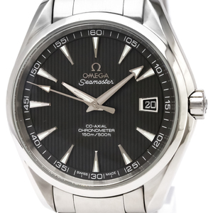 Omega Seamaster Automatic Stainless Steel Men's Sports Watch 231.10.42.21.06.001