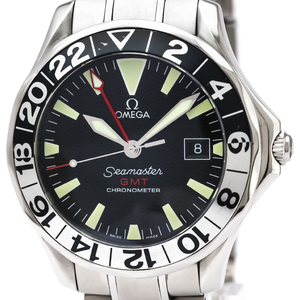 OMEGA Seamaster GMT 50th Anniversary Automatic Watch 2234.50