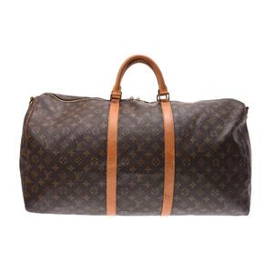 Used Louis Vuitton Monogram Keypot 60 M41412 With Strap 2b7ab7e00e44e