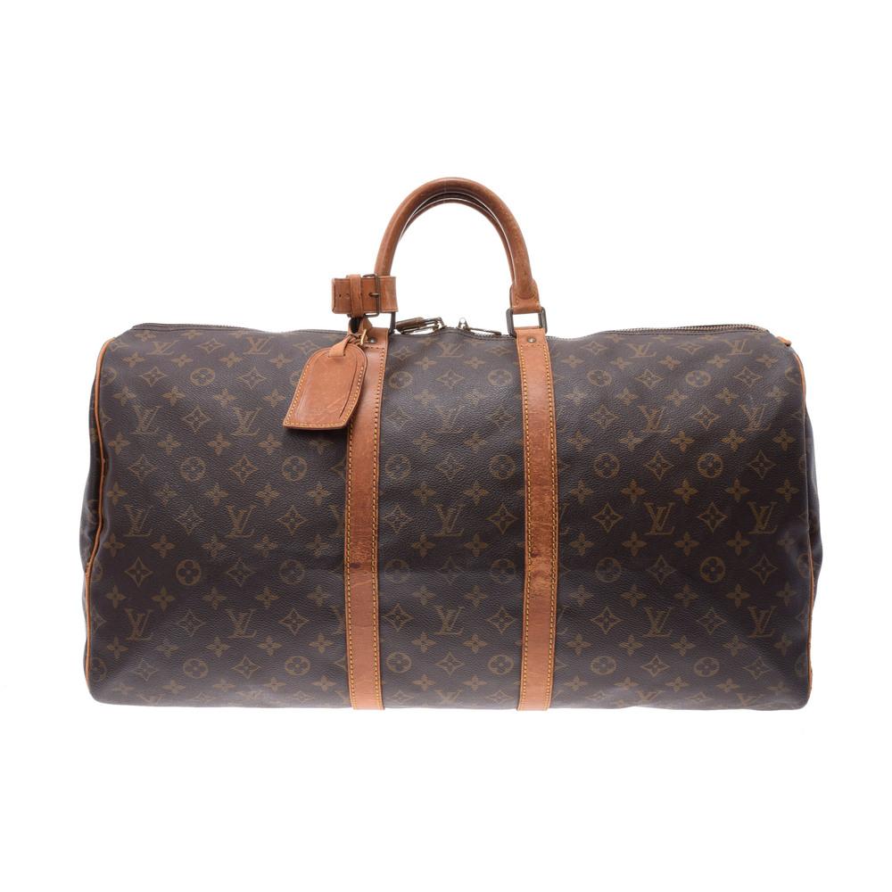 Louis Vuitton Monogram M41424 Boston Bag Monogram
