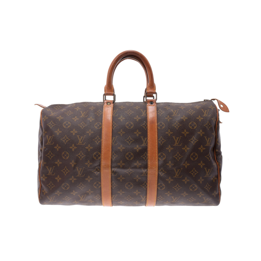 Louis Vuitton Monogram Keepall 45 M41428 Boston Bag Monogram