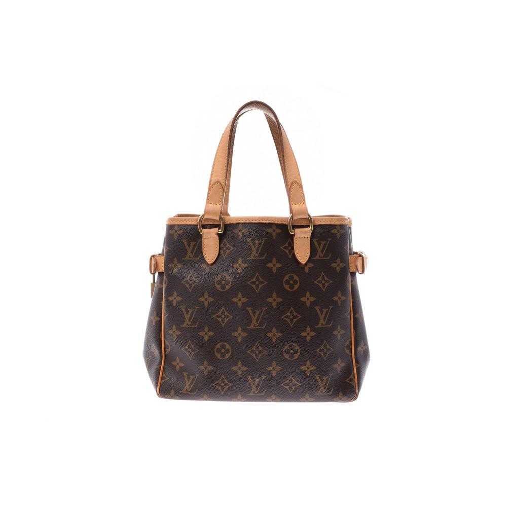Louis Vuitton Monogram Batignolles M51156 Women's Handbag Monogram