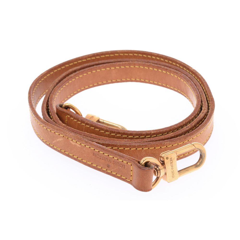 Louis Vuitton Strap 120cm Bag Brown