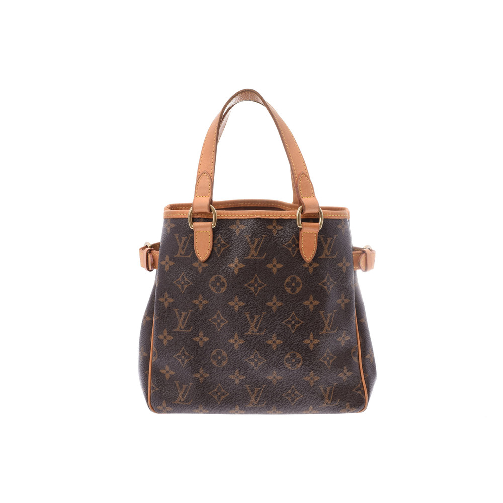 Louis Vuitton Monogram Batignolles M51156 Women's Handbag Monogram