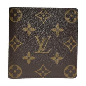 ルイ・ヴィトン(Louis Vuitton) モノグラム M60929 ポルトビエ6 カルトクレディ 札入れ(二つ折り)