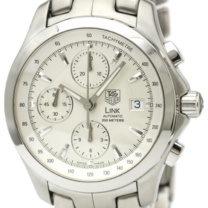 Tag Heuer Link Automatic Stainless Steel Men's Sports Watch CJF2111