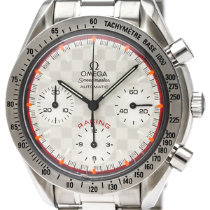 Omega Speedmaster Automatic Stainless Steel Men's Sports Watch 3517.30