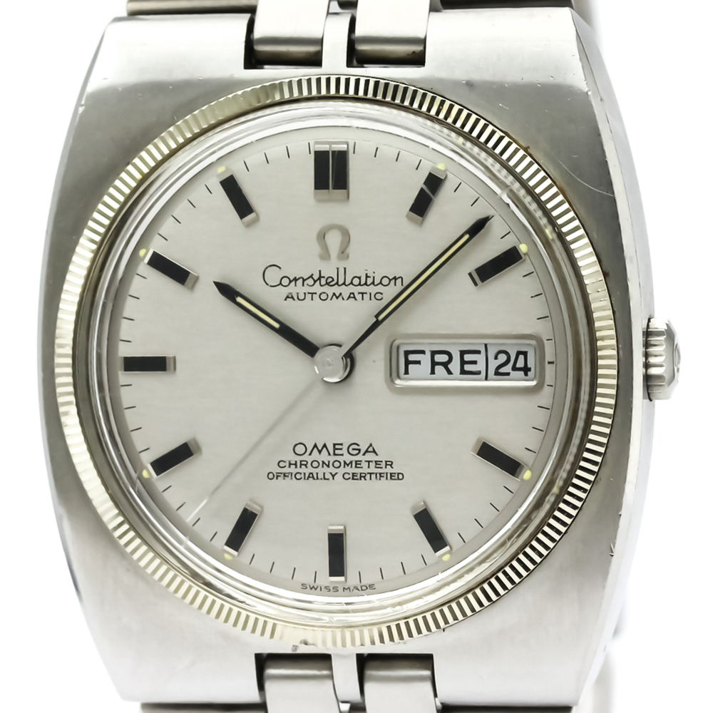 In-Depth Vintage Omega Constellation Watches