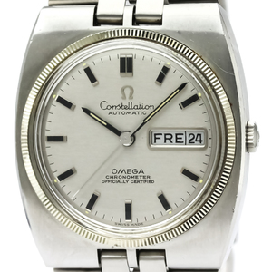 OMEGA Constellation Day Date Automatic Watch 168.045