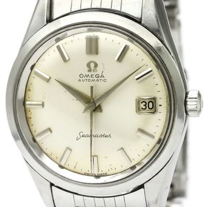 OMEGA Seamaster Date Steel Automatic Mens Watch 14744
