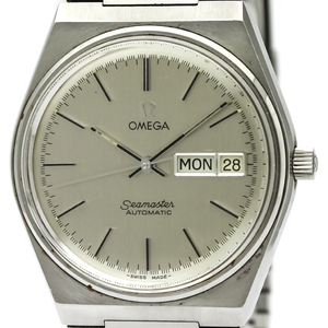 OMEGA Seamaster Day Date Automatic Mens Watch 166.0215