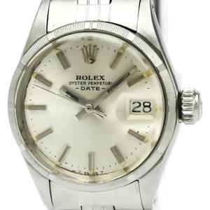 Rolex Automatic Stainless Steel Women's Dress Watch 6517