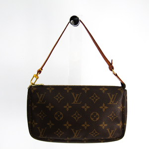 Louis Vuitton Monogram Pochette Accessoires M51980 Women's Handbag Monogram