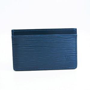 Louis Vuitton Epi Simple Card Case M60517 Epi Leather Card Case