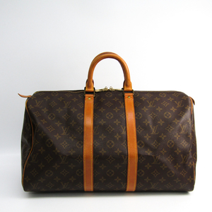 Louis Vuitton Monogram Keepall 45 M41428 Women's Boston Bag Monogram