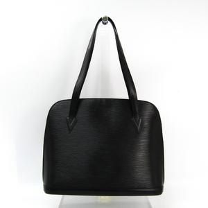 Louis Vuitton Epi Lussac M52282 Handbag Noir