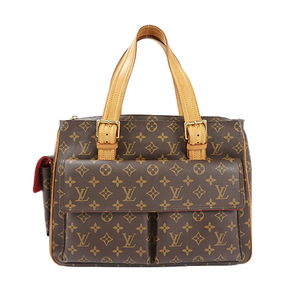 Auth Louis Vuitton Hand Bag Monogram Multipli Cite M51162